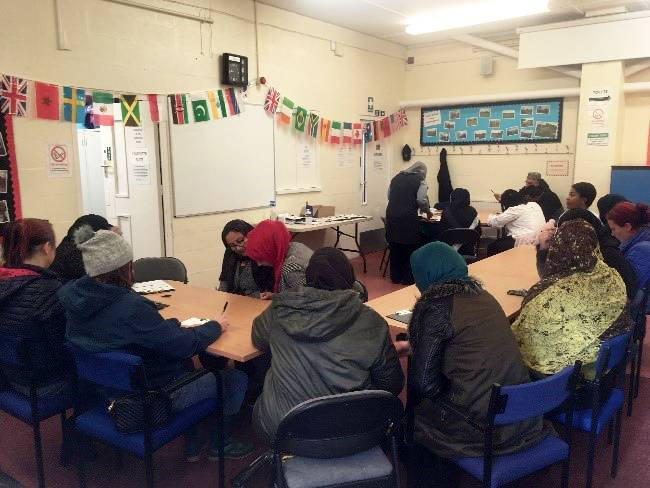 ESOL (English Speakers of Other Language) Course