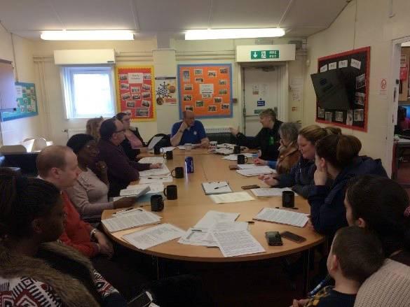 Lower Grange Neighbourhood Action Project