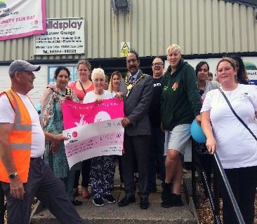 Lower Grange NAP Launch & Community Fun Day