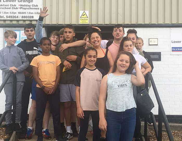 Lower Grange Young People's Project
