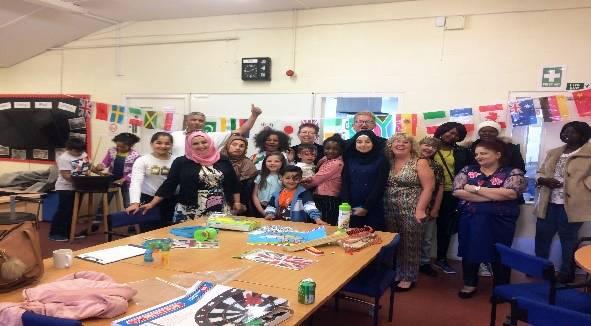 Refugee Community Get Together